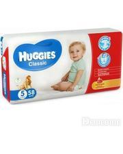 HUGGIES Classic 5 Mega 58 шт. (5029053543192)