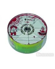 KAKTUZ CD-R 700Mb 52x Bulk 50 pcs ''LIME''