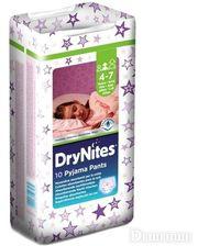 HUGGIES DryNites для девочек 4-7 лет 10 шт (5029053527581)