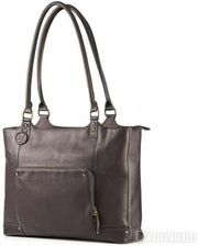 HP Ladies Brown Leather Tote (F3W12AA)