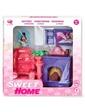 Qun Feng Toys Гостиная Современный дом, розовая (2549Р)