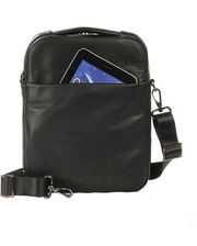 Tucano One Premium shoulder bag Black BOPXS