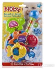 NUBY Сачок с игрушками-прорезывателями
