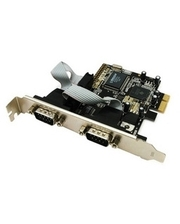 STLab PCI-E на 2 COM