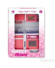 Qun Feng Toys Кухня, розовая (2560Р)