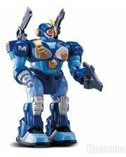 HAP-P-KID Робот-воин (синий), (3576T-3579T-2)