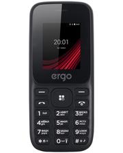 Ergo F187 Contact Dual Sim black