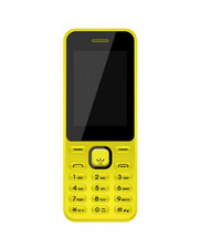 Bravis C246 Fruit Dual Sim Yellow