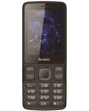 Bravis C240 Middle Dual Sim black (UA)