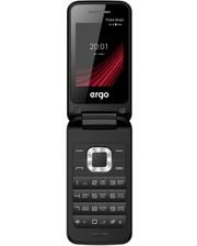 Ergo F244 Shell Dual Sim Black