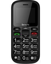 Bravis C181 Senior Dual Sim black (UA)