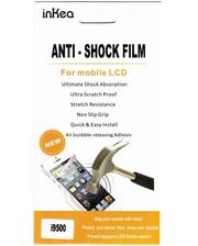 Защитная пленка inKea Anti-shock Film для HTC One S Z320e
