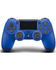 PlayStation Геймпад беспроводной Dualshock v2 Wave Blue