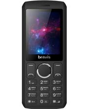 Bravis C242 Slim Dual Sim (черный)