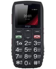 Ergo F184 Respect Dual Sim (черный)