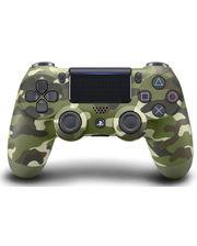 PlayStation Геймпад беспроводной Dualshock v2 Green Cammo