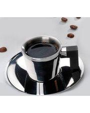 BergHOFF Чашка для кофе с блюдцем Cubo - 1109190