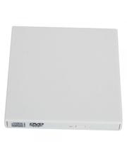 Привод DVD+-RW Slim Portable (USB 2.0), белый