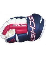 FISCHER SX9 Pro Gloves Blue-Red-White 13