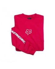 FOX Толстовка Forever Head Crew Fleece Red XL