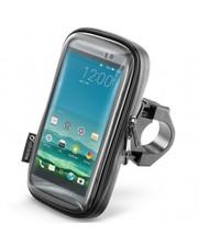 Футляр INTERPHONE универсальный для смартфонов до 5.2 на трубчатый руль