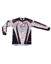 Alpinestars Charger (3761211) Black-Red S