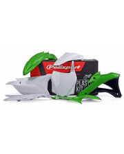 Polisport MX Complete Kit for Kawasaki KX Green OEM