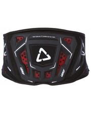 LEATT Kidney Belt 3DF 3.5 Black-White-Red S/M