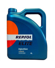 REPSOL Elite Injection 10W40 4л