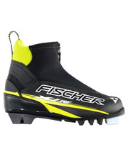 FISCHER XJ Sprint Black-Yellow 25