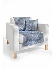 Накидка на диван «Цветы» bonprix 923422