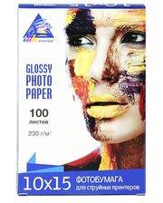 INKSYSTEM Glossy Photo Paper 230g, 10x15, 100 листов