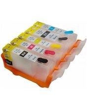 INKSYSTEM Перезаправляемые картриджи для HP PhotoSmart B209b
