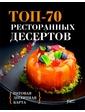 Ресторанные ведомости Топ-70 ресторанных десертов. Готовая десертная карта