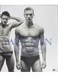 Эксмо Wet Men. Боги на пляже
