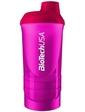 BioTech Wave+ Shaker 3в1 600 мл пурпурный