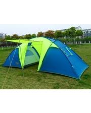 Green Camp Палатка шестиместная GreenCamp 1002