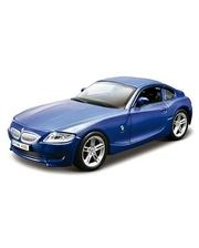 BBURAGO BMW Z4 M Coupe синий металлик 1:32