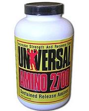 Universal Nutrition Amino 2700 (350 таблеток)