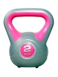 Live UP Plastic Kettel Bell 2 кг