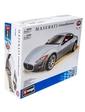 BBURAGO Maserati Gran Turismo (серебристый металлик, 1:24)