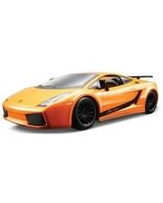 BBURAGO Lamborghini Gallardo Superleggera 2007 1:24 (оранжевый металлик)
