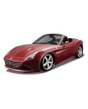 BBURAGO Ferrari California (1:24) бордо