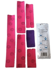 Kinesio tape Пластырь эластичный Kinesio Lumbar Vertebra KT Tape для позвоночника