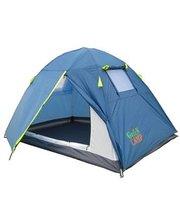 Green Camp Палатка двухместная GreenCamp 1001-B синяя