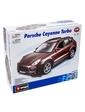 BBURAGO Porsche Cayenne Turbo (коричневый металлик, 1:24)