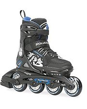 Rollerblade Spitfire Flash black/blue 2015