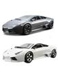 BBURAGO Lamborghini Revention (матовый белый, серый металлик, 1:24)