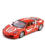 BBURAGO Ferrari F430 Fiorano (1:24) красная