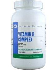 Universal Nutrition Vitamin B Complex (100 таблеток)